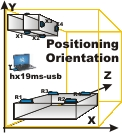 general RFID ultrasonic positioning